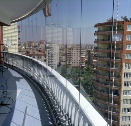 Mimar Folding Glass Balcony Systems